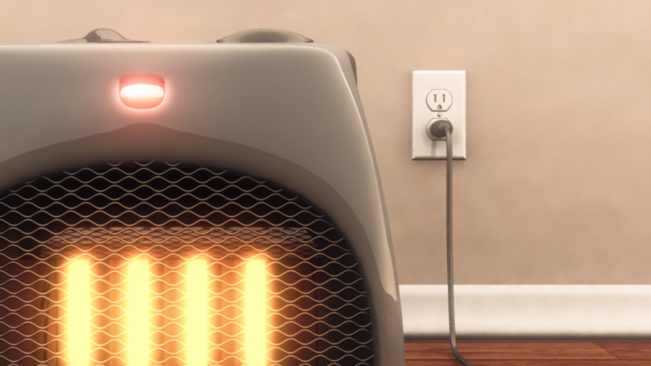 Use Your Space Heater Safely - Cherryland Electric Co-Op