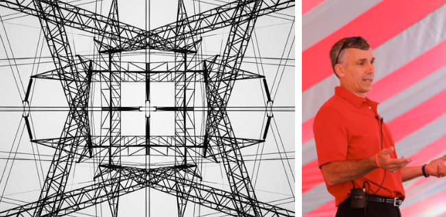 electric grid and tony anderson