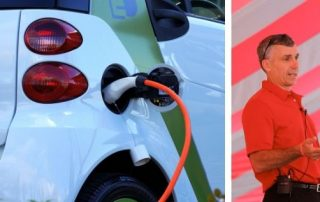 ev charging and tony